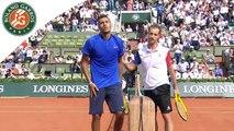 Roland-Garros 2016 - Gasquet/Kyrgios: La bataille des clans