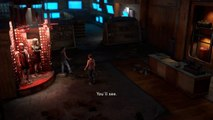 The Last of Us Remastered Left Behind Kissing Scene HD