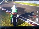 399 KM/h avec une moto bonus a tourist trophy