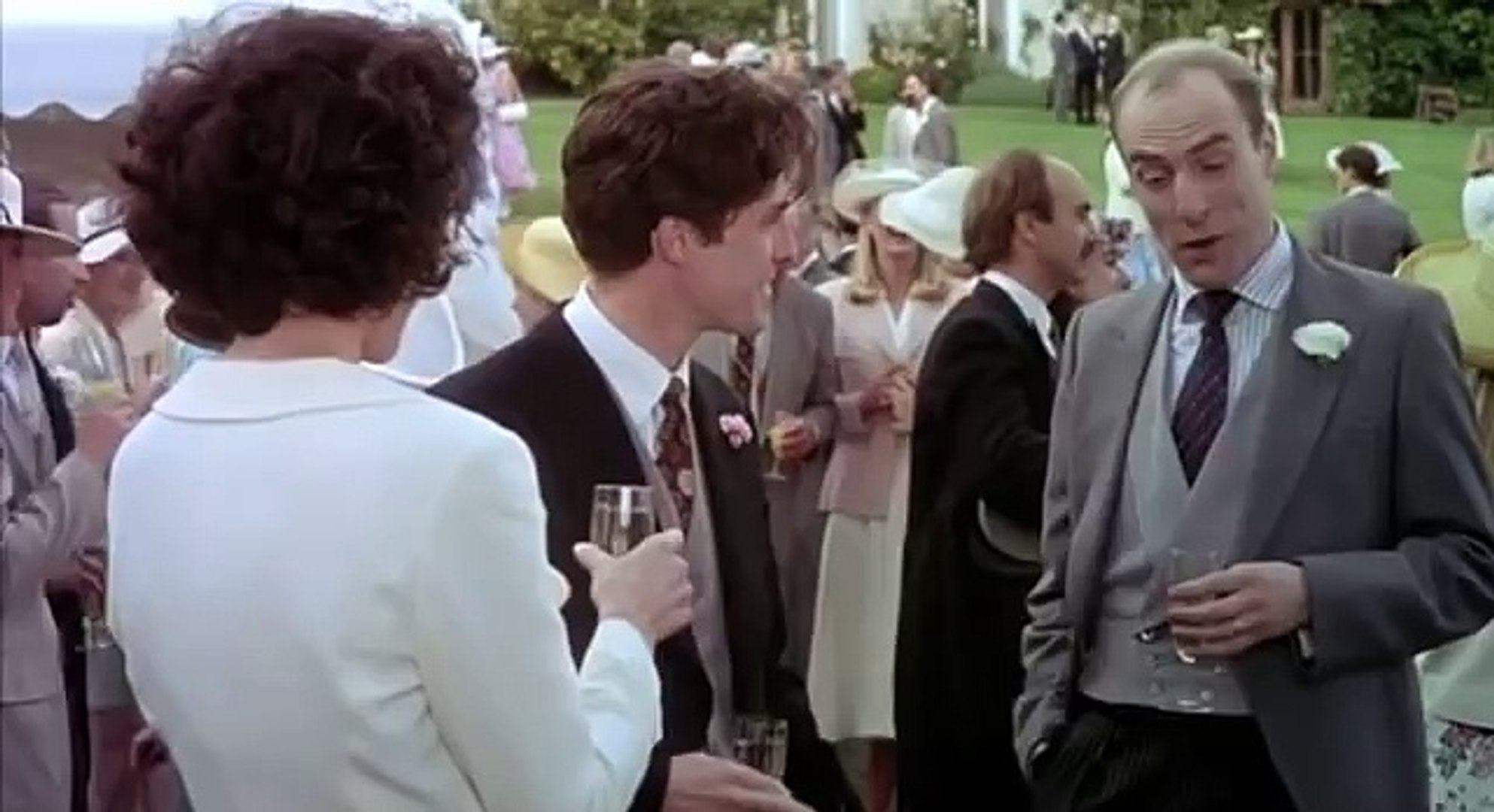 Four Weddings And A Funeral Video Dailymotion