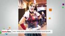Joker, Harley Quinn, Boomerang to get Suicide Squad Spinoffs