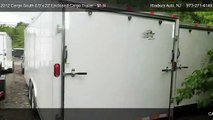 2012 Cargo South 8.5' x 22' Enclosed Cargo Trailer Extra height 10K - for sale in Wharton, NJ 0784