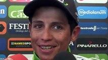 """Giro 2016 - Esteban Chaves : """"Je ne peux qu'être que content de mon Giro, je finis 2e derrière un grand Nibali"""""""