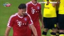 Van Buyten Own Golazo  Borussia Dortmund 2 1 Bayern Munich   27 07 2013