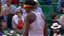 Roland Garros: Venus Williams - Alizé Cornet (Özet)