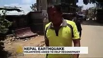 Nepal quake  Government asks volunteers to help in rebuilding efforts