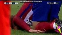 Antoine Griezmann Gets INJURED _ Real Madrid - Atletico Madrid 28.05.2016 HD
