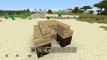 MINECRAFT: How To Build A Dog House And Get A Dog!