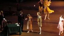Un superbe ballet avec magnifiques danseurs