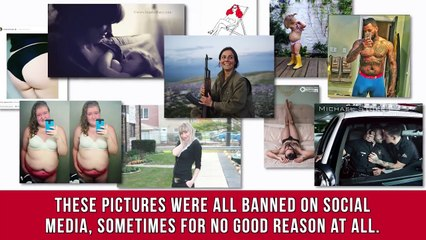 10 Photos BANNED From Social Media