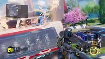 Call of Duty®: Black Ops III 1V1 Quickscoping Against Braty