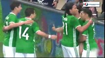 Mexico vs Paraguay 1-0  Goal de Guardado Amistoso Internacional 29-05-2016 HD