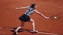 Simona Halep vs Naomi Osaka French Open 2016
