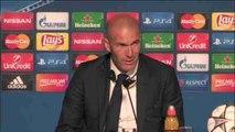 """Zidane: """"Real Madrid. """"El Real Madrid es el club de mi vida, el que me ha hecho más grande"""""""