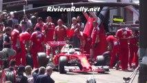 GP Monaco 2016 F1 Monte Carlo chicane + crash