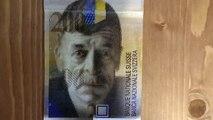 200 CHF Note Schweizer Geld Swiss Money Swiss Franc Banknotes