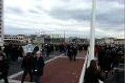 Le pont Chaban-Delmas ouvert aux piétons