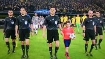 Choreo Borussia Dortmund vs. Juventus Turin 18.03.2015 Champions League BVB - Juve