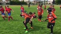 Tournoi Champagne Ardenne et Aisne 2016 à Châlons Stade de Reims Rugby M10