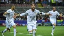 Real Madrid vs Atletico Madrid 1-1 Sergio Ramos Goal - Champions League Final 28/05/2016 HD