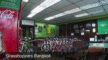 Thailand Part 1 - Bangkok City Night Bicycle Tour