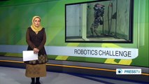 World's most advanced robots compete at DARPA Robotics Challenge in US