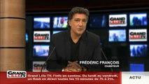 Frédéric François, un nouvel album et son autobiographie
