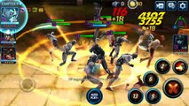 Lincoln Cambell boss fight | Redmi 紅米 Note 3 Snapdragon 650 測試 Test | Marvel Future Fight