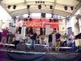 Le groupe Zebda au Festival de bandas de Condom