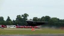 F22 Raptor Insane Take off