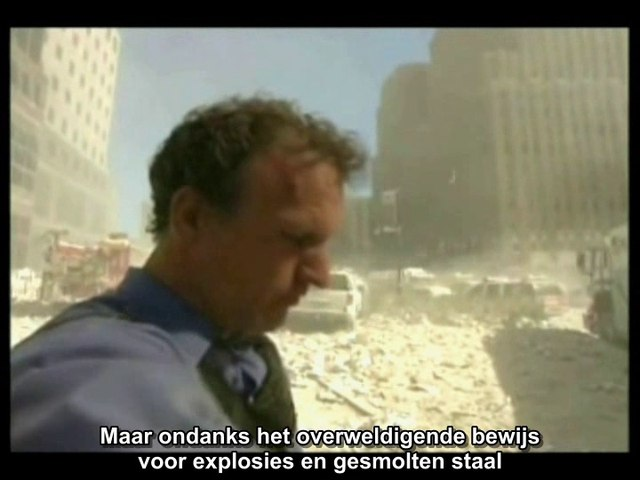 Jonathan Cole - 9/11 - The Great Thermate Debate - Dutch subs