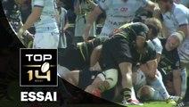 TOP 14 – La Rochelle – Racing 92 : 14-30 Essai Hikairo FORBES (LAR) – J25 – Saison 2015-2016