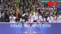 Champions League Final  - Real Madrid CHAMPIONS