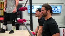 Rollins reflects on time spent teaching at his wrestling school- WWE 24- Seth Rollins on WWE Network