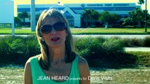 Canaveral, Jetty Beach & Cocoa Beach, Doris Vists Florida