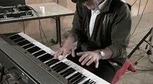Francis Fowke pianiste boogie woogie