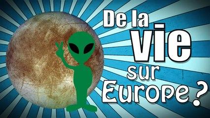 De la vie sur Europe, la lune de Jupiter ?