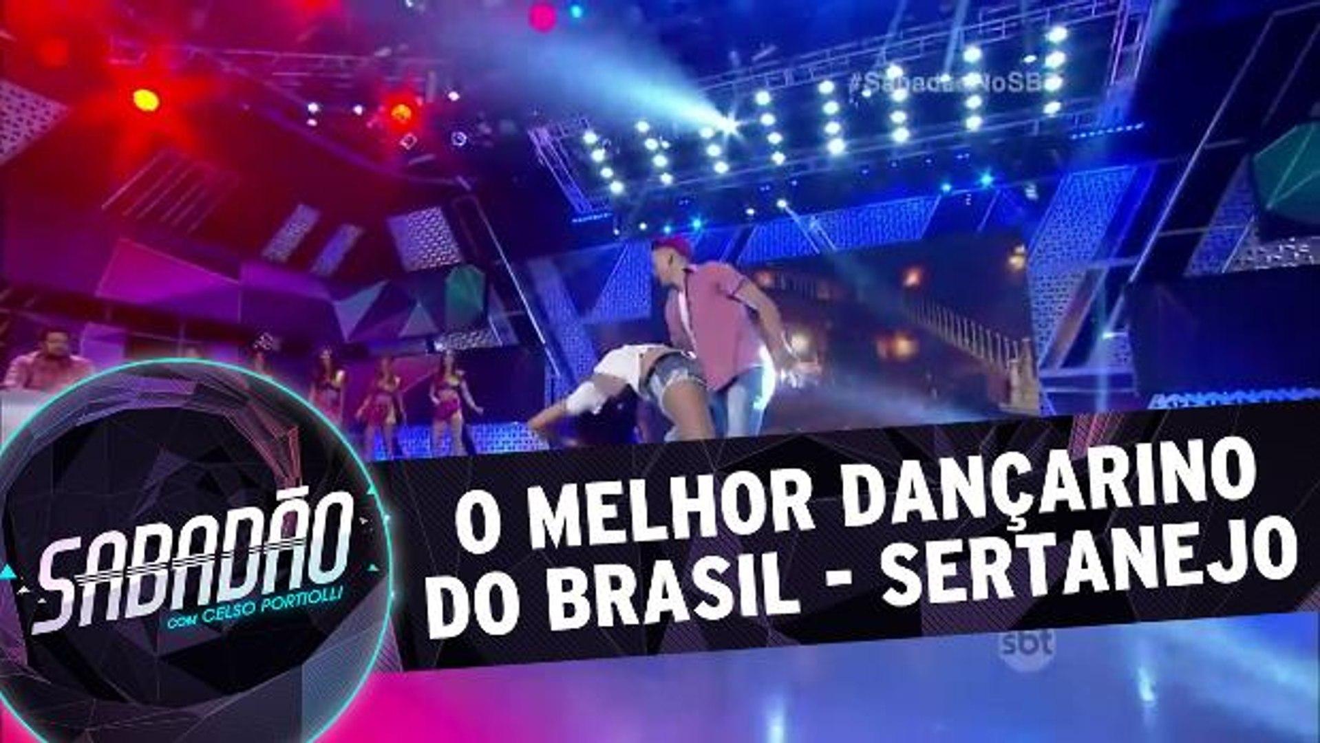 O melhor dançarino de funk do Brasil - Sertanejo Universitário