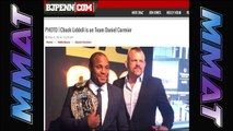 AJ vs GLOVER, HOLM vs SHEVCHENKO coming! #UFCChicago; DC & Liddell, Michael Johnson news