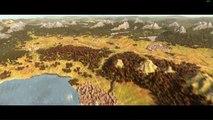 Rome total war II- intro de la guerra de las Galias