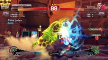 "ULTRA STREET FIGHTER IV PS4 Ranked Match Balrog VS Ibuki "" SFV Balrog practice match part 1 """