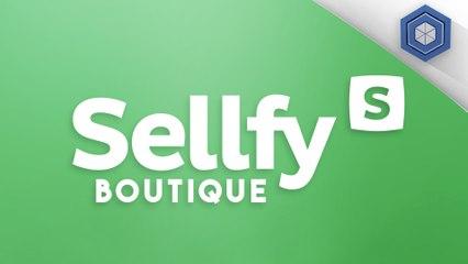 Comment créer sa boutique Sellfy