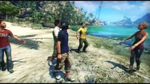 FarCry 3 WalkThrough [EP 1] Rook Island Is A Crazy Place ~ FarCry 3