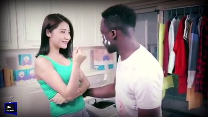 Firma china de detergente se disculpa por comercial racista