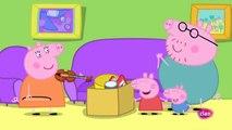 Peppa Pig Instrumentos musicales cartoon snippet