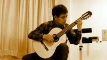 Matteo Carcassi Etude op.60 No.25  カルカッシ 25の練習曲第25番