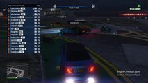 GTA V Airport Drags + Drifting (Montage)  around Sandy Shores
