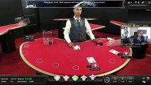Twitch streamer loosing 17.5$k in few mins in Live Casino Blackjack - casino royale - casino online