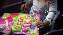 Talleres de Córdoba, entrega de juguetes en Hospital Infantil - 27-12-2012