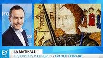 30 mai 1431, Jeanne d'Arc au bûcher
